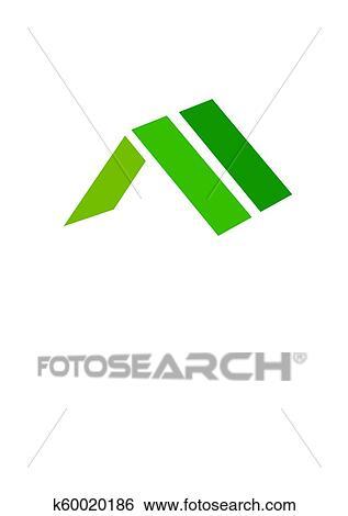 Roof Design Idea Concept 2 Clip Art K60020186 Fotosearch