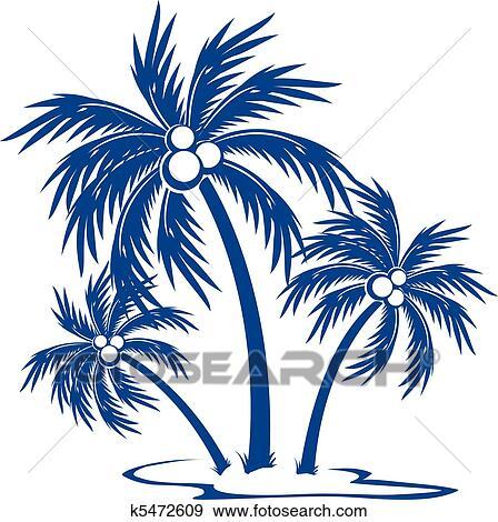 clipart silueta  coqueiros k5472609 busca de clip art pre k clipart images communication pre k clipart images
