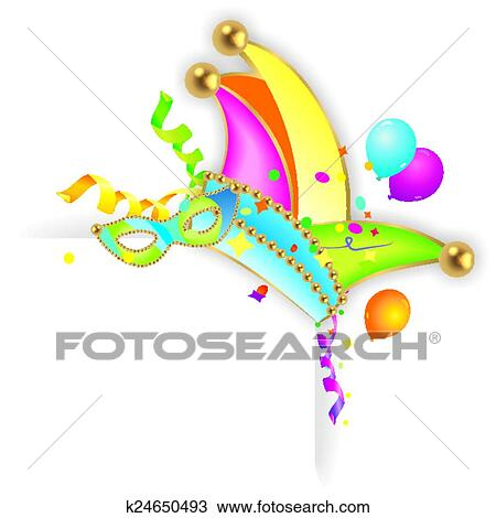 clipart of colorful carnival background k24650493 search clip art
