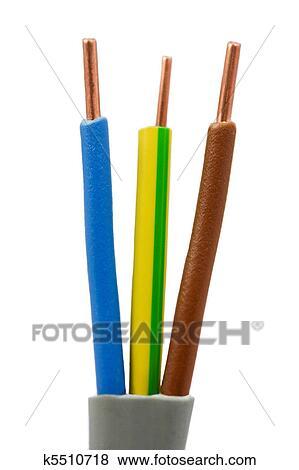 Bilder - elektrisches kabel, drähte k5510718 - Suche Stockfotos ...