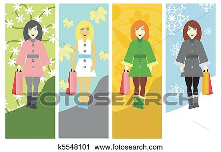 Four Girls Playing Musical Instruments Illustration Royalty Free Cliparts,  Vectors, And Stock Illustration. Image 67370125.