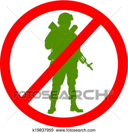clip art of no war vector k19837959 search clipart illustration rh fotosearch com eps clip art free download eps clip art library