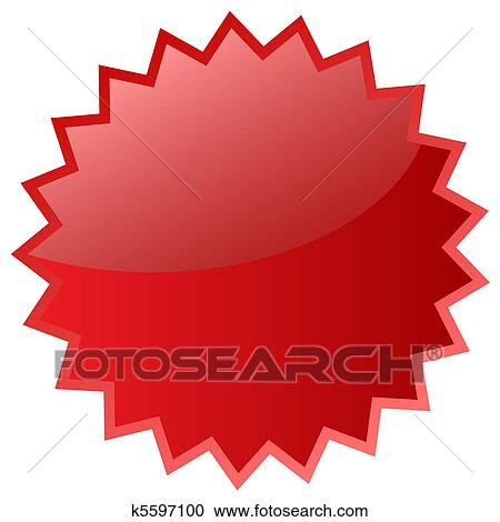 Stock Illustrations Of Red Star Icon K5597100 Search Clipart