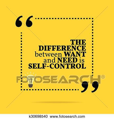 Clipart Inspirationnel Motivation Quote Les Difference Entre