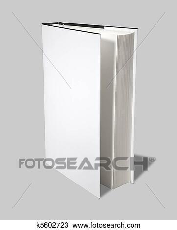 Livre Blanc Ouvert Couverture W Attachant Voie Acces Dessin