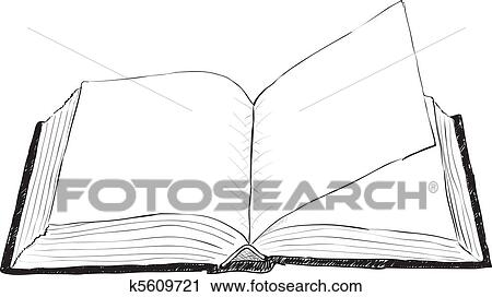 clipart of open book rough illustration k5609721 search clip art rh fotosearch com open book graphics free open book graphic images