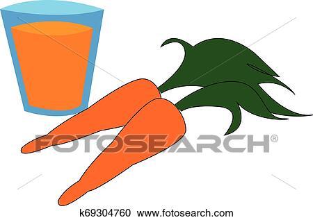 Jugo De Zanahoria Vector O Color Illustration Clipart K69304760 Fotosearch 75 zanahoria stock vector art and graphics. fotosearch