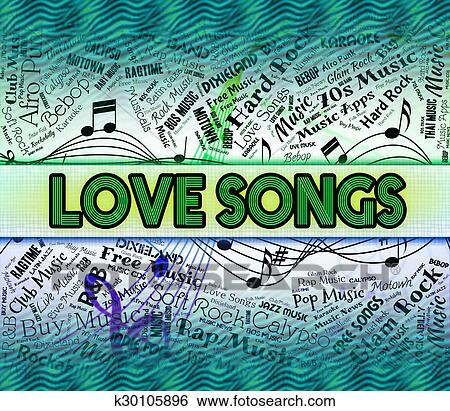 Search love songs