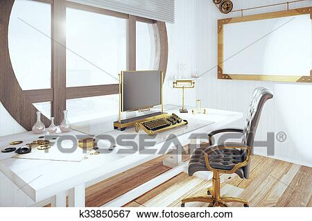 50+ Steampunk Room
