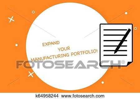 bedeutung portfolio
