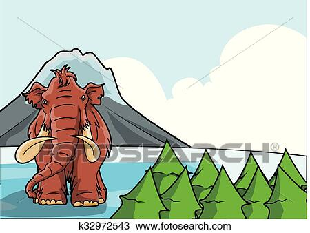 clipart of snowy mountains - Clip Art Library