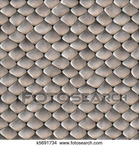 Drawings Of Snake Skin Scales Seamless Texture K5691734 Search
