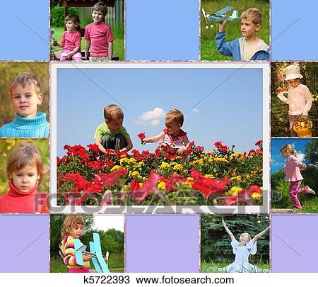 6497461624e Αποθήκη Φωτογραφίας - παιδιά, κολάζ k5722393 - Αναζήτηση φωτογραφιών ...