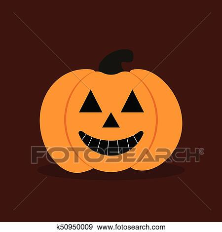Pumkin On The Durk Background Clip Art K50950009 Fotosearch Pumpkins are commonly grown as food for humans and also for livestock feed. pumkin on the durk background clip art