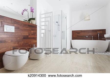 Stock Fotografie   öko, Badezimmer