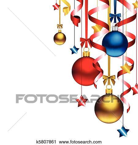 weihnachten hintergrund clipart k5807861 fotosearch. Black Bedroom Furniture Sets. Home Design Ideas