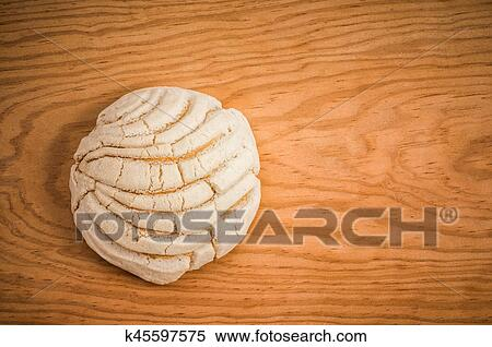 Stock Image Of Mexican Conchas Sweet Bread K45597575 Search Stock