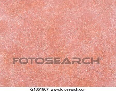 Immagine pareti rosa e ocra colori di oro - Immagine di lucertola a colori ...
