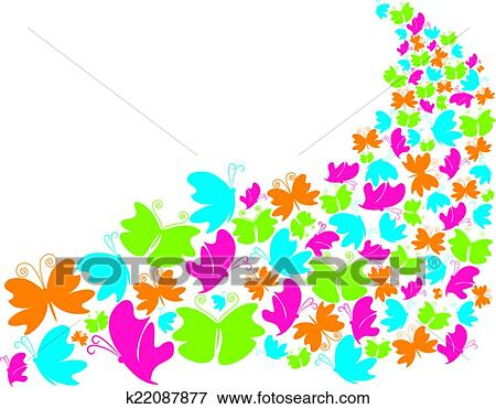Download Butterfly Swarm Silhouette Background for free | Silhouette  butterfly, Butterflies vector, Butterfly watercolor