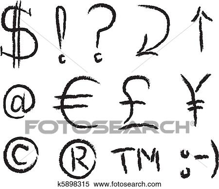 clipart of grunge symbols k5898315 search clip art illustration rh fotosearch com grunge heart clipart grunge stamp clipart