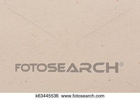 Old Brown Paper Background With Vintage Texture Layout Off White Or Cream Background Color Stock Photograph