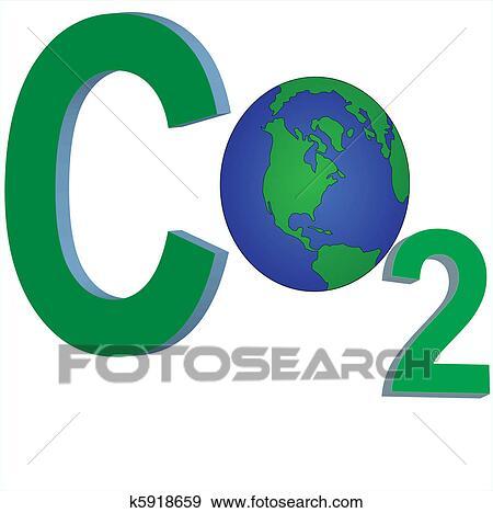 clip art of carbondioxide k5918659 search clipart illustration rh fotosearch com Truck Emissions Clip Art Road Map Clip Art