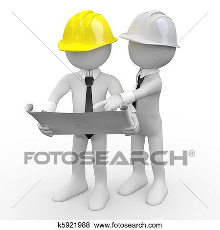 Suche Architekten stock illustration architekten k5921988 suche clip