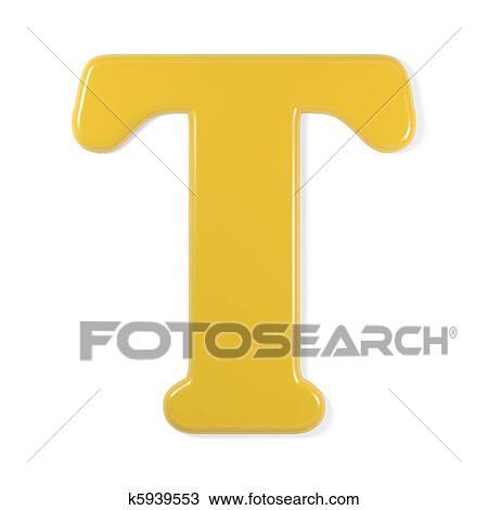 desenho amarela fonte letra t k5939553 busca de imagens