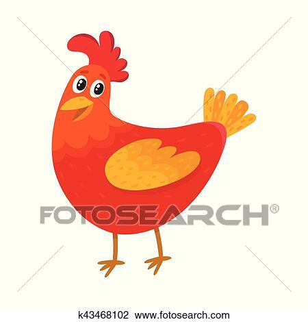 Latinas og store haner