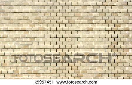 Stock Photography Of Very High Resolution Texture Of Creamy Bricks
