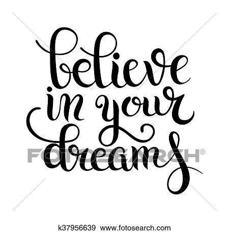 clip art of black and white modern calligraphy positive quote rh fotosearch com modern clip art designs modern clipart borders