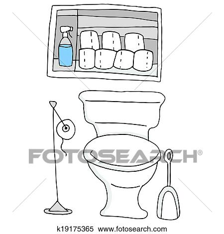 An image of a bathroom with essential items.