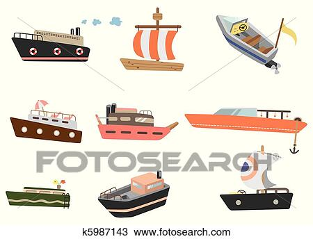 Barco Clipart