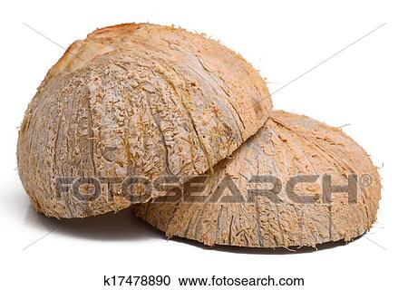 Stock Photography Of Coconut Shell K17478890