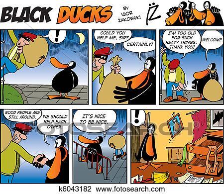 Μαύρα κόμικς