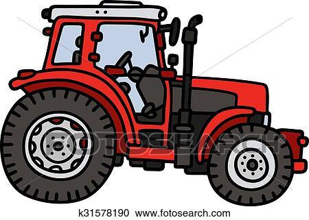 tegninger: tegninger til born traktor