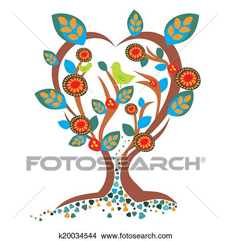 drawings of tree of life k20034544 search clip art illustrations