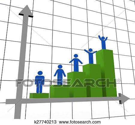 Happiness Report Shows World Population And Data Drawing K27740213 Fotosearch