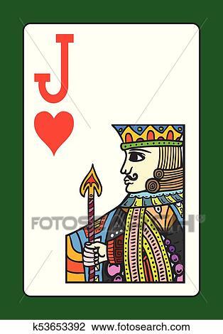 Jack Of The Red Hearts Deutsch