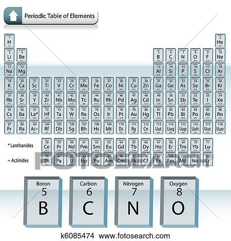 Clipart bloque de cristal tabla peridica de elementos k6085474 clipart bloque de cristal tabla peridica de elementos fotosearch buscar clip art urtaz Choice Image