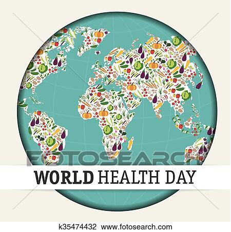 Health Day Clpart