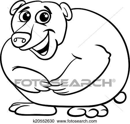 ausmalbilder tiere in der wildnis - kostenlos zum ausdrucken