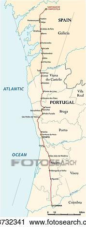 santiago de compostela portugal