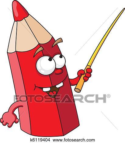 Clipart rosso scuola matita k6119404 cerca clipart for Scuola clipart