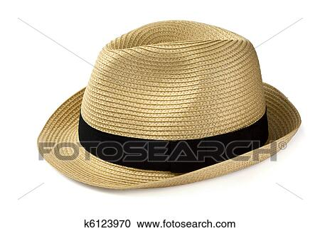 Stock Photography Of Panama Hat K6123970