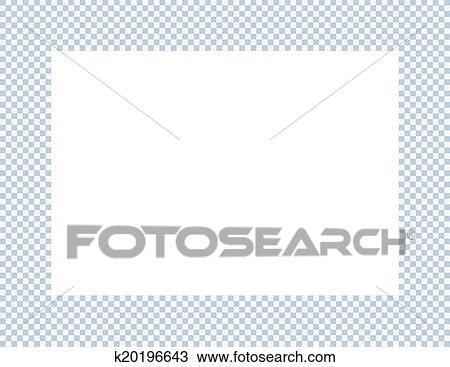 Colección de foto - azul ligero, y, blanco, a cuadros, marco ...