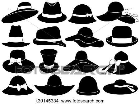 Dibujos - sombreros cae2e4880d9