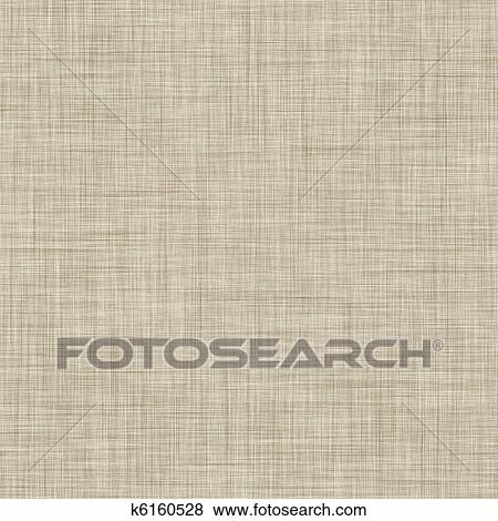 Abstract Seamless Linen Texture For A Background