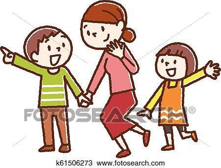 Big Family Clipart Png - Happy Family Clipart Png - Free Transparent PNG  Download - PNGkey