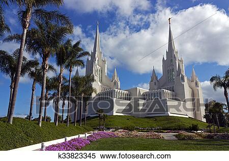 Colección de imágen - templo mormónico k33823345 - Buscar fotos e ...